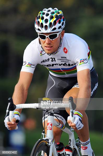 Thor HUSHOVD Road World Champion Men Elite 2010 / Cervelo Testteam ...