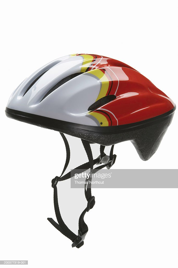 Cycling helmet : Stock Photo