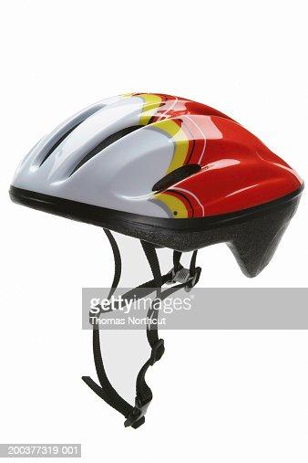 Cycling helmet : Stock Photo