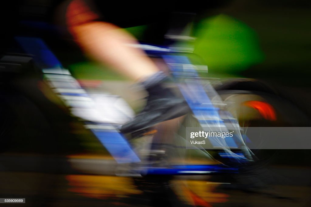 Cycling : Stock Photo