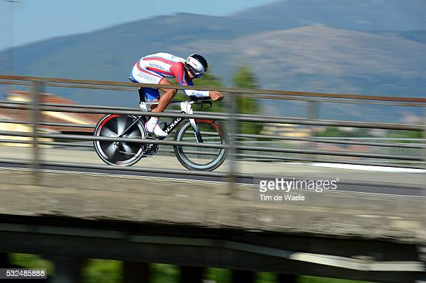 Road World Championships 2013 / TT Men U23 Alexander EVTUSHENKO / Pistoia Firenze / Time Trial Contre la Montre Tijdrit / Hommes Mannen under 23 /...