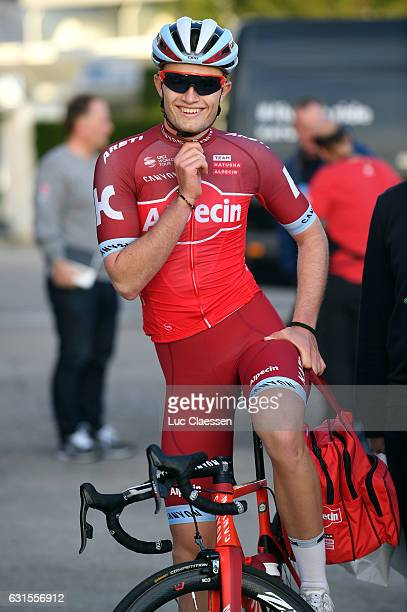 Team KatushaAlpecin 2017 / Training camp Marco MATHIS / Training camp Team KatushaAlpecin / ©Tim De WaeleLC/Tim De Waele/Corbis via Getty Images