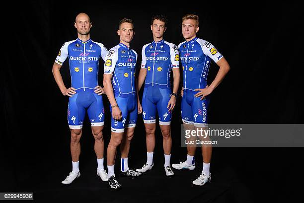 Menen stock photos and pictures getty images for Quick step floors cycling team