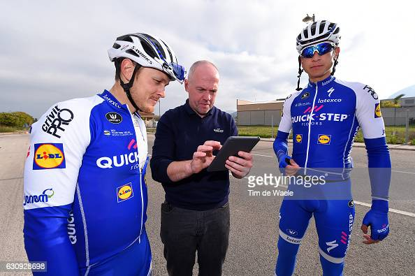 Sportsdirector team quick step stock photos and pictures for Quick step floors cycling team