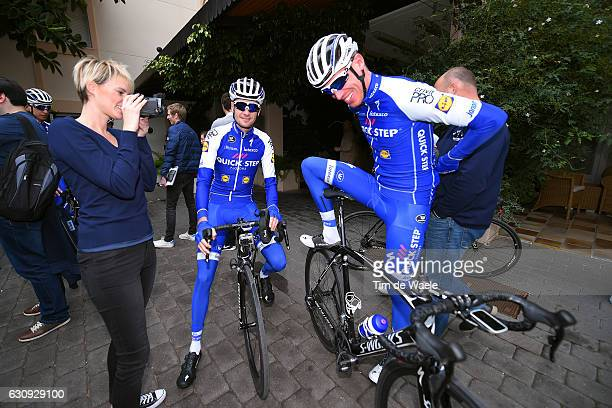 Tim declercq stock photos and pictures getty images for Quick step floors cycling team