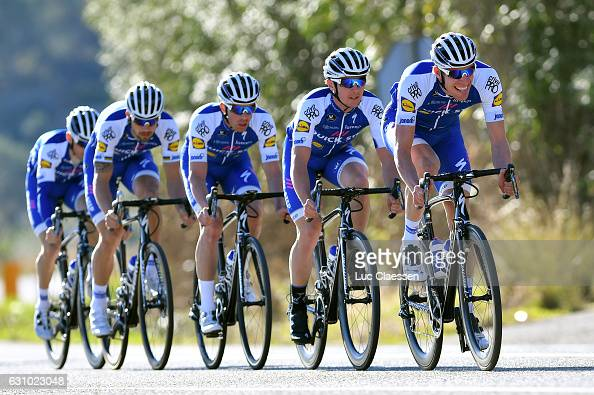 Yves lampaert stock photos and pictures getty images for Quick step floors cycling team