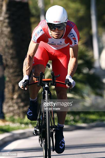 Tirreno Adriatico 2014/ Stage 7 Alexandr KOLOBNEV / San Benedetto del TronoSan Benedetto del Trono ITT/ Tirreno Adriatico Tim De Waele