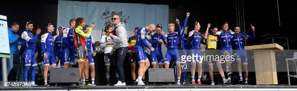 Tom Says Thanks / Farewell Race Peter SAGAN / Tom BOONEN / Julien VERMOTE / Philippe GILBERT / Yves LAMPAERT / Petr VAKOC / Fernando GAVIRIA /...