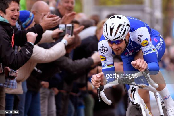 Tom Says Thanks / Farewell Race Tom BOONEN / Fans / Zivermeer / Team QuickStep Floors /
