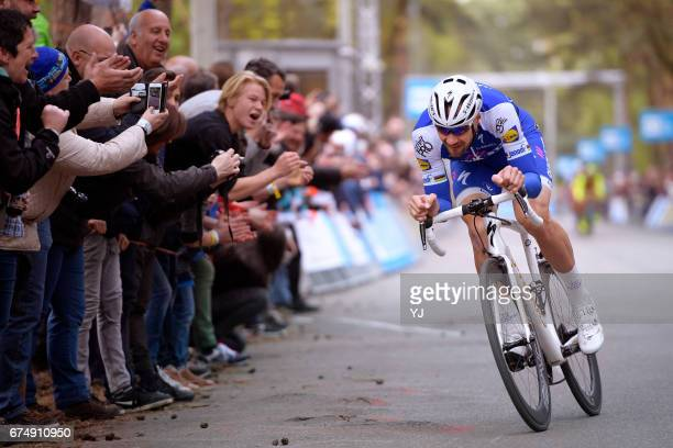 Tom Says Thanks / Farewell Race Tom BOONEN / Fans / Zivermeer / Team QuickStep Floors /