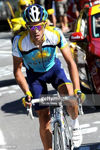 'Cycling Tour de France 2009 / Stage 15 CONTADOR Alberto / Pontarlier Verbier Rit Etape / TDF / Ronde van Frankrijk / Tim De Waele '