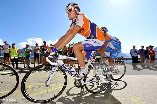 'Cycling Tour de France 2009 / Stage 15 MENCHOV Denis / Pontarlier Verbier / Rit Etape / TDF / Ronde van Frankrijk / Tim De Waele '