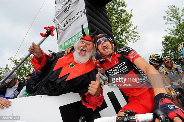 Tour de Suisse 2010 / Stage 8 MOOS Alexandre / Didi SENF Devil Diable Duivel / Wetzikon Liestal / Etape Rit / Tim De Waele