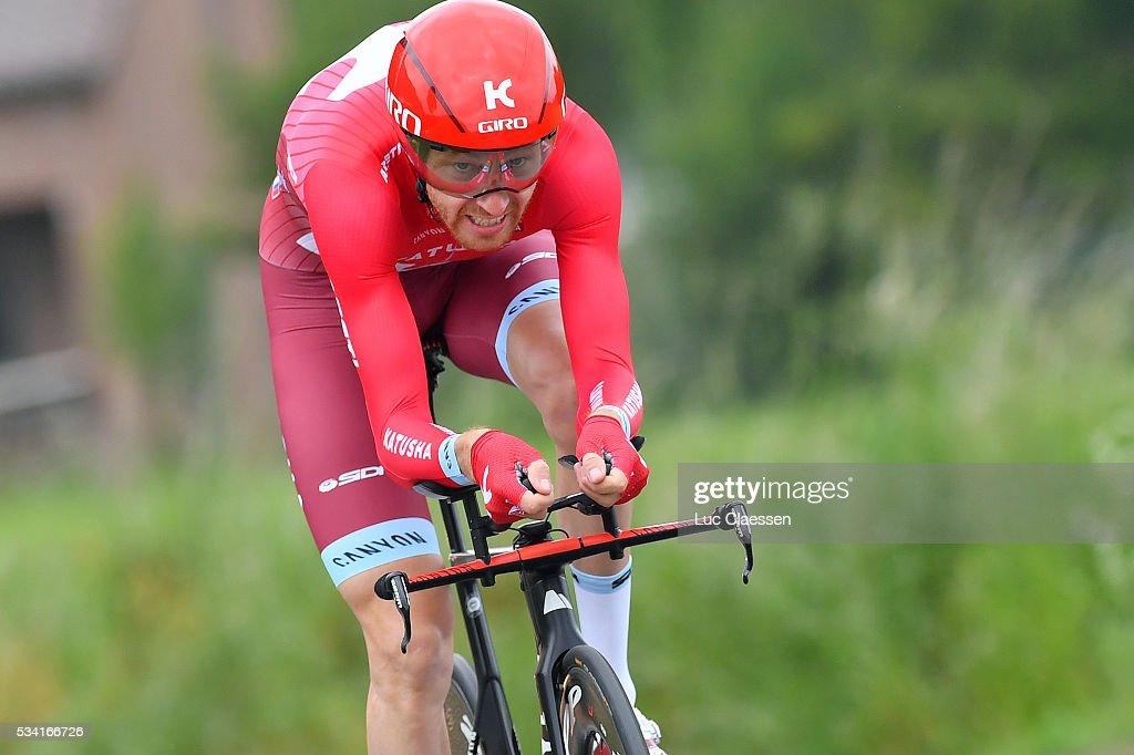 Tour of Belgium 2016 / Prologue Dmitrii KOZONCHUK (RUS) / Beveren - Beveren (6Km)/ Time Trial ITT / Tour of Belgium /