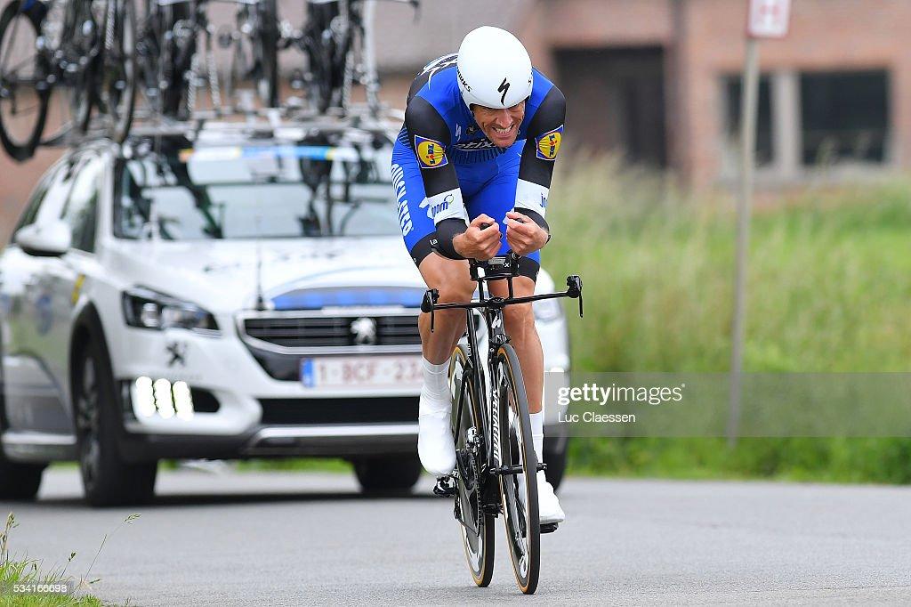 Tour of Belgium 2016 / Prologue Stijn VANDENBERGH (BEL) / Beveren - Beveren (6Km)/ Time Trial ITT / Tour of Belgium /