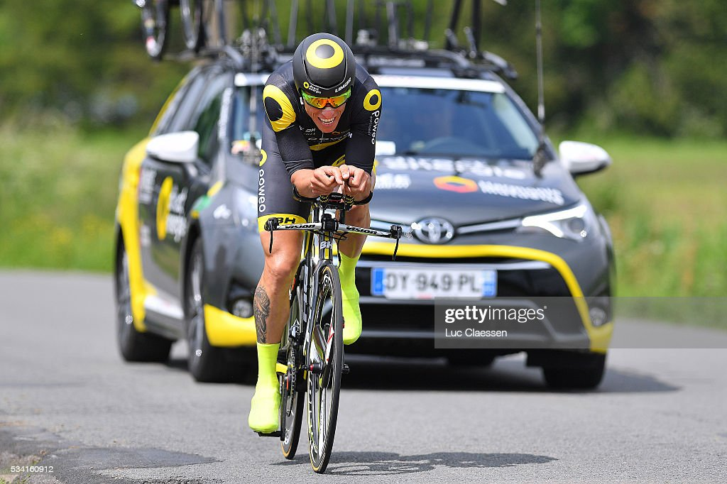 Tour of Belgium 2016 / Prologue Sylvain CHAVANEL (FRA) / Beveren - Beveren (6Km)/ Time Trial ITT / Tour of Belgium /