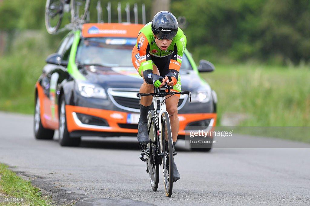 Tour of Belgium 2016 / Prologue Wout VAN AERT (BEL) / Beveren - Beveren (6Km)/ Time Trial ITT / Tour of Belgium /