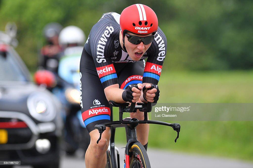 Tour of Belgium 2016 / Prologue Zico WAEYTENS (BEL) / Beveren - Beveren (6Km)/ Time Trial ITT / Tour of Belgium /