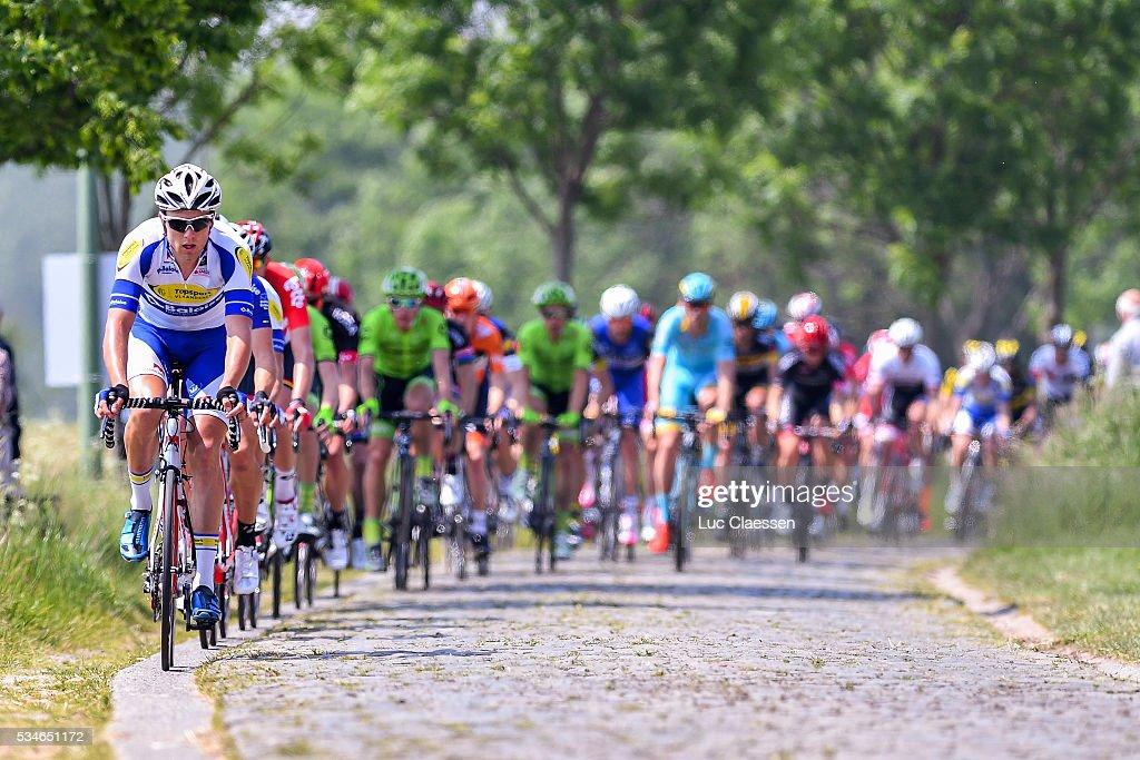 Tour of Belgium 2016 / Stage 3 Bert VAN LERBERGHE (BEL) / Knokke-Heist - Herzele (200,4Km) / Tour of Belgium /