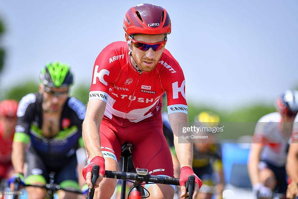 Tour of Belgium 2016 / Stage 3 Dmitriy KOZONCHUK (RUS) / Knokke-Heist - Herzele (200,4Km) / Tour of Belgium /