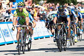 Tour of California 2013 / Stage 3 Arrival Sprint/ Peter SAGAN / Michael MATTHEWS / Tyler FARRAR / Palmdale Santa Clarita TOC / Amgen/ Ronde Rit Etape...