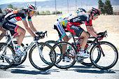 Tour of California 2013 / Stage 3 Mathias FRANK / Laurent DIDIER / Palmdale Santa Clarita TOC / Amgen/ Ronde Rit Etape / Tim De Waele