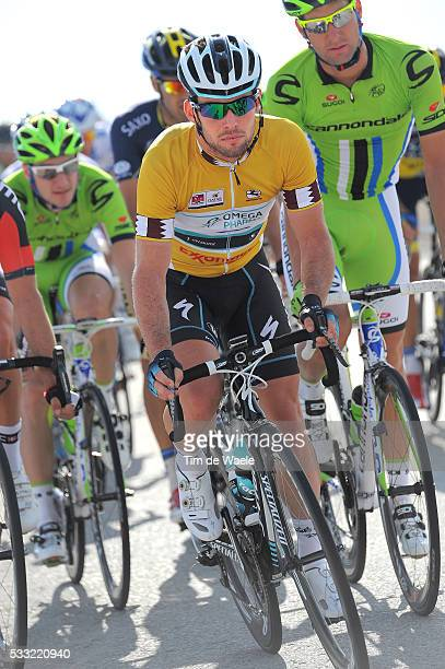 Tour of Qatar 2013 / Stage 5 Mark CAVENDISH Yellow Jersey / Al Zubara Fort Madinat Al Shamal / Ronde Etape Rit /Tim De Waele