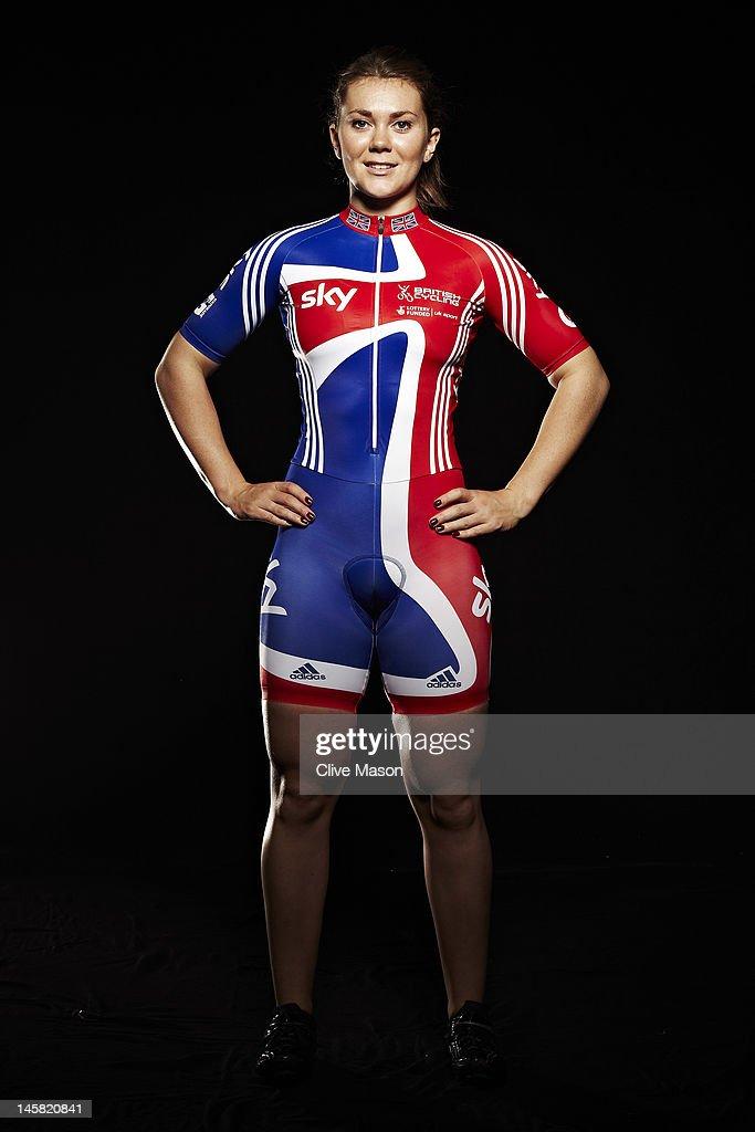 British Cycling Portrait Session