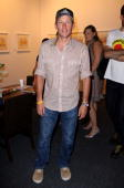 Cyclist Lance Armstrong attends Art Basel Miami on December 3 2009 in Miami Beach Florida