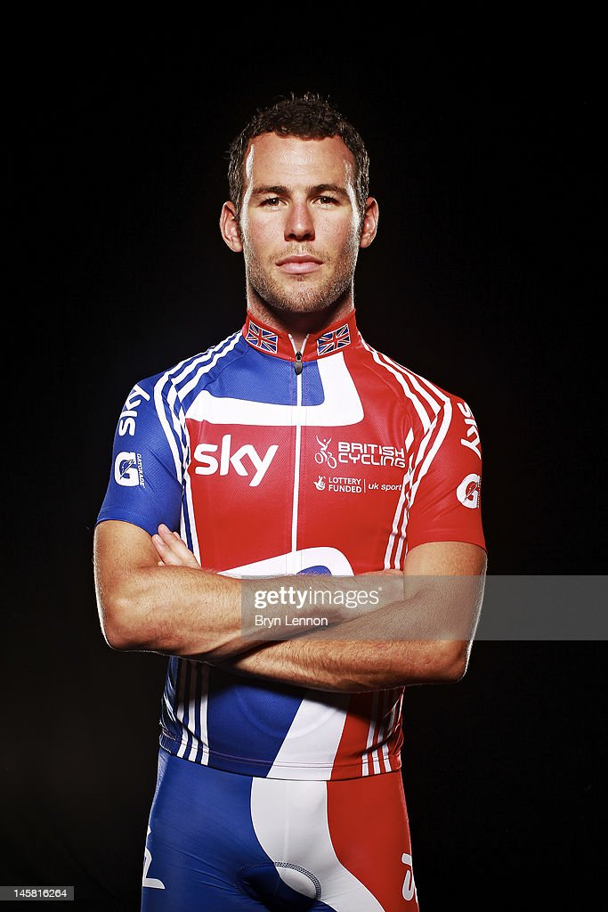 British Cycling Portrait Session