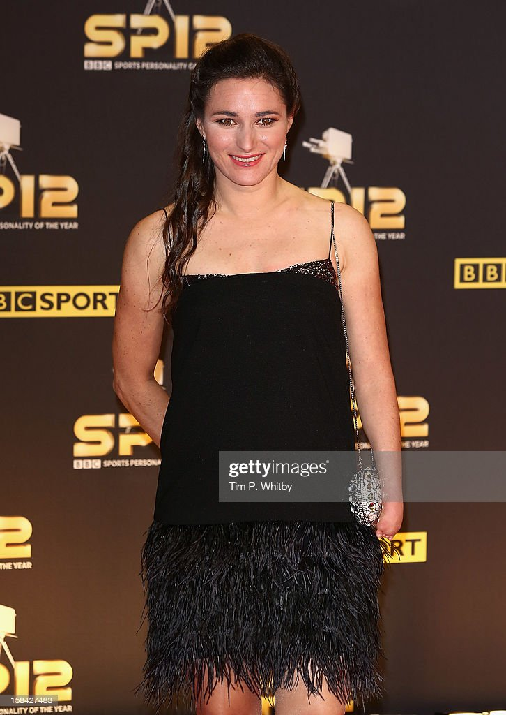 Cyclist Sarah Storey attends the BBC Sports Personality of the Year Awards at ExCeL on December 16, 2012 in London, England.