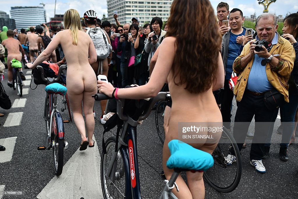 World Naked Bike Ride Bushy Pussy Pictures 90