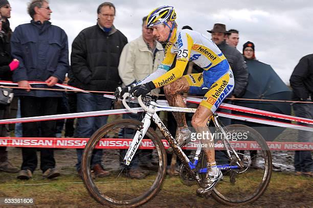 SP Hoogstraten 2011 Kevin PAUWELS Super Prestige / Cyclo Cross / Tim De Waele