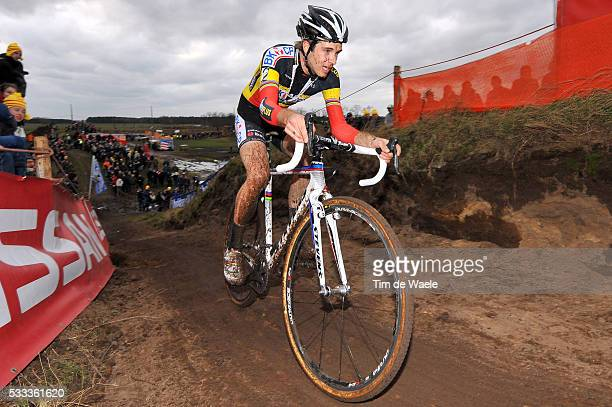 SP Hoogstraten 2011 Niels ALBERT Super Prestige / Cyclo Cross / Tim De Waele