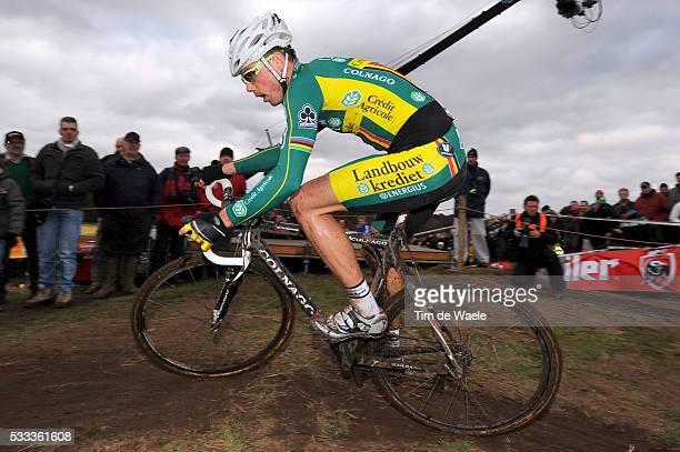 SP Hoogstraten 2011 Sven NYS Super Prestige / Cyclo Cross / Tim De Waele