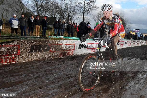 SP Hoogstraten 2014 Klaas VANTORNOUT / Superprestige / Tim De Waele