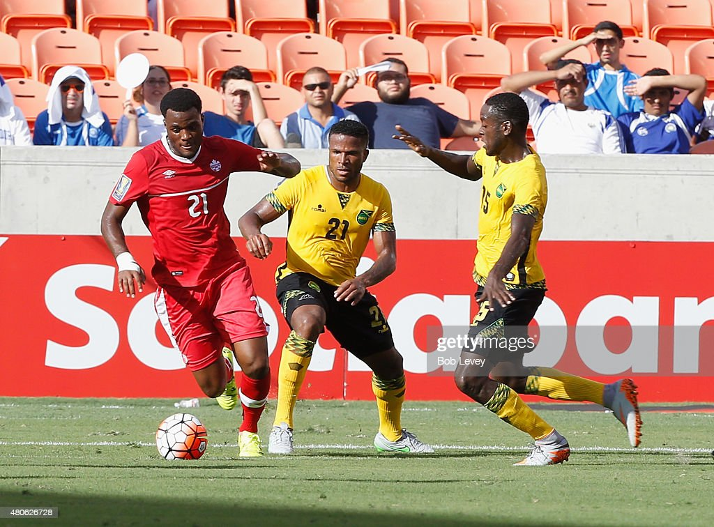 Jamaica v Canada: Group B - 2015 CONCACAF Gold Cup