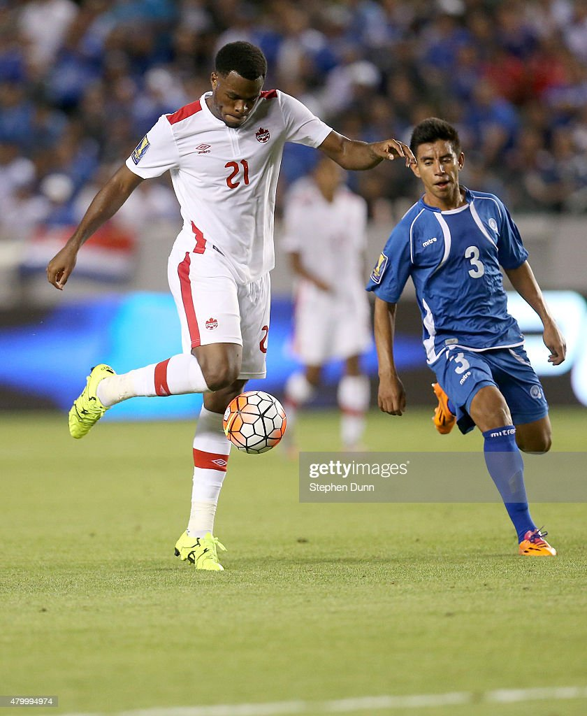El Salvador v Canada: Group B - 2015 CONCACAF Gold Cup