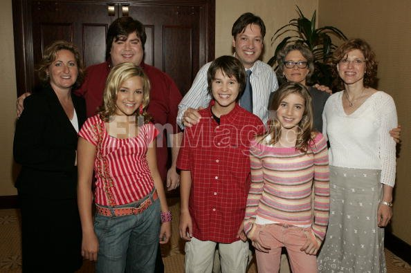 Cyma Zarghami Dan Schneider Jamie Lynn Spears Scott Fellows Creator Of Filmmagic 78264469