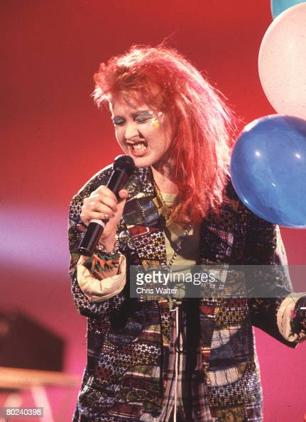 Cyndi Lauper Stock Photos and Pictures | Getty Images