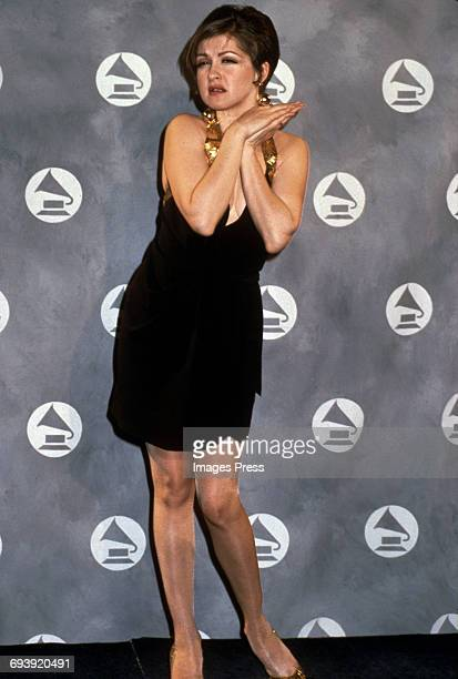 Cyndi Lauper attends the 33rd Annual Grammy Awards circa 1991 in New York City