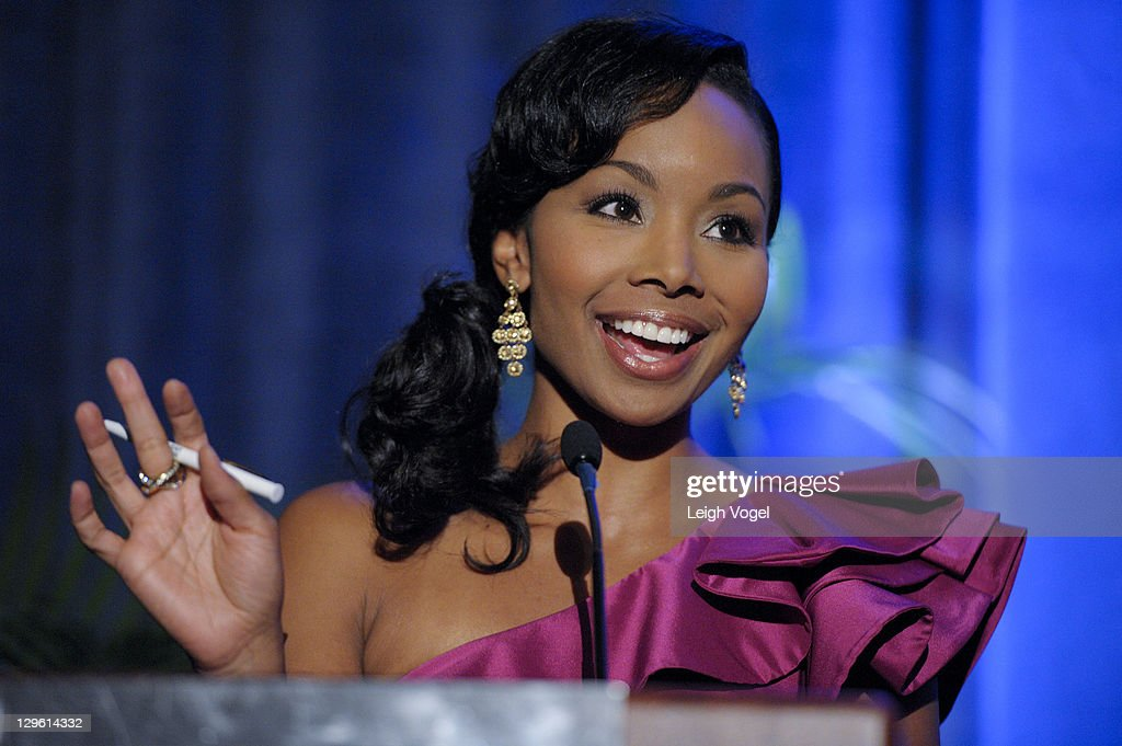 Cynne' Simpson attends the College Bound 20th Anniversary Celebration at the Hyatt Regency on Capital Hill on October 18, 2011 in Washington, DC.
