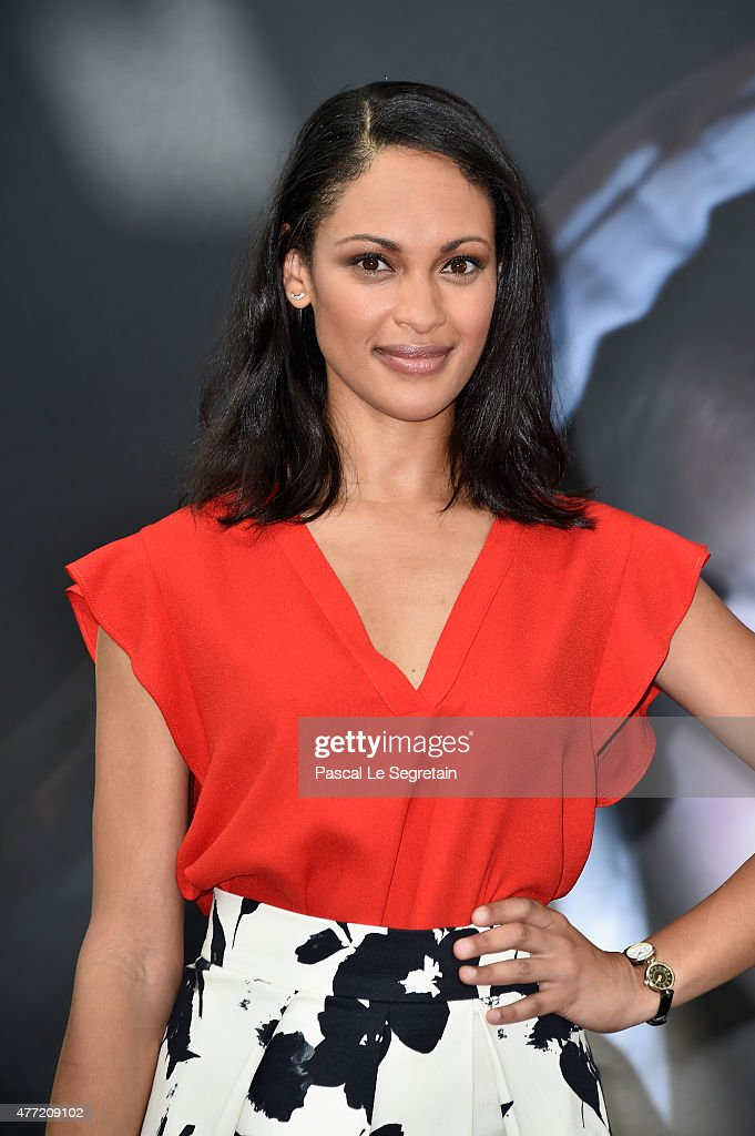 Cynthia Addai Robinson attends a photocall for the 'Texas Rising' TV series on June 15, 2015 in Monte-Carlo, Monaco.