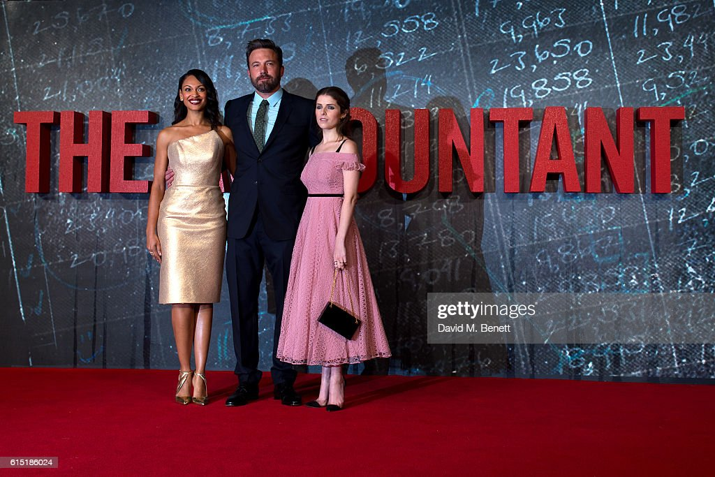 """The Accountant"" - UK Premiere - VIP Arrivals"