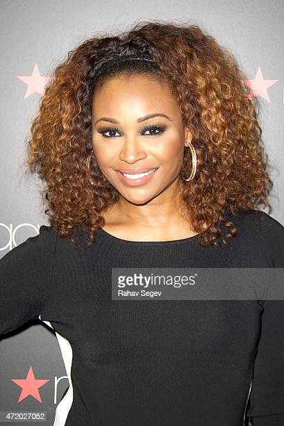Cynthia Bailey attends a fashion show at Macy's Downtown Brooklyn on May 2 2015 in New York City
