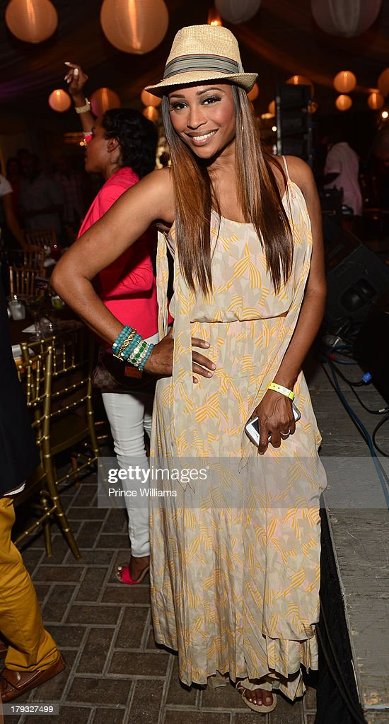 <a gi-track='captionPersonalityLinkClicked' href=/galleries/search?phrase=Cynthia+Bailey&family=editorial&specificpeople=3055318 ng-click='$event.stopPropagation()'>Cynthia Bailey</a> attends Platinum Edition Of ATL Live on the Park at Park Tavern on August 26, 2013 in Atlanta, Georgia.