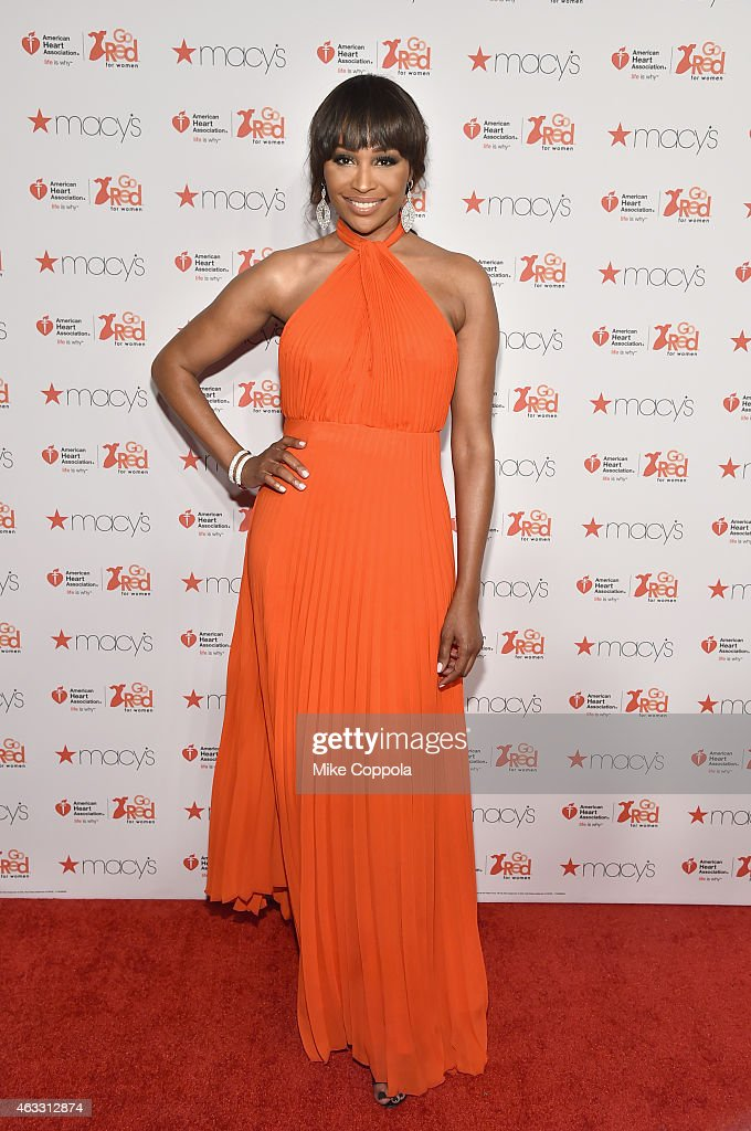 American Heart Association Go Red For Women Red Dress Collection 2015 Presented By Macy's At Mercedes-Benz Fashion Week - Red Carpet