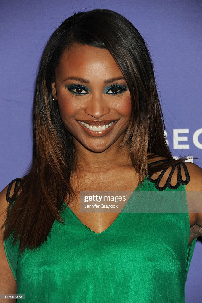 Cynthia Bailey attends the 'In God We Trust' World Premiere - 2013 Tribeca Film Festival held at the SVA Theater on April 19, 2013 in New York City.