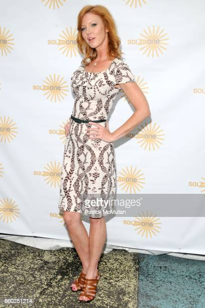 Cynthia Basinet attends SOLAR 1's Revelry By The River Honors MATTHEW MODINE KICK KENNEDY HSBC at Stuyvesant Cove on June 2 2009 in New York