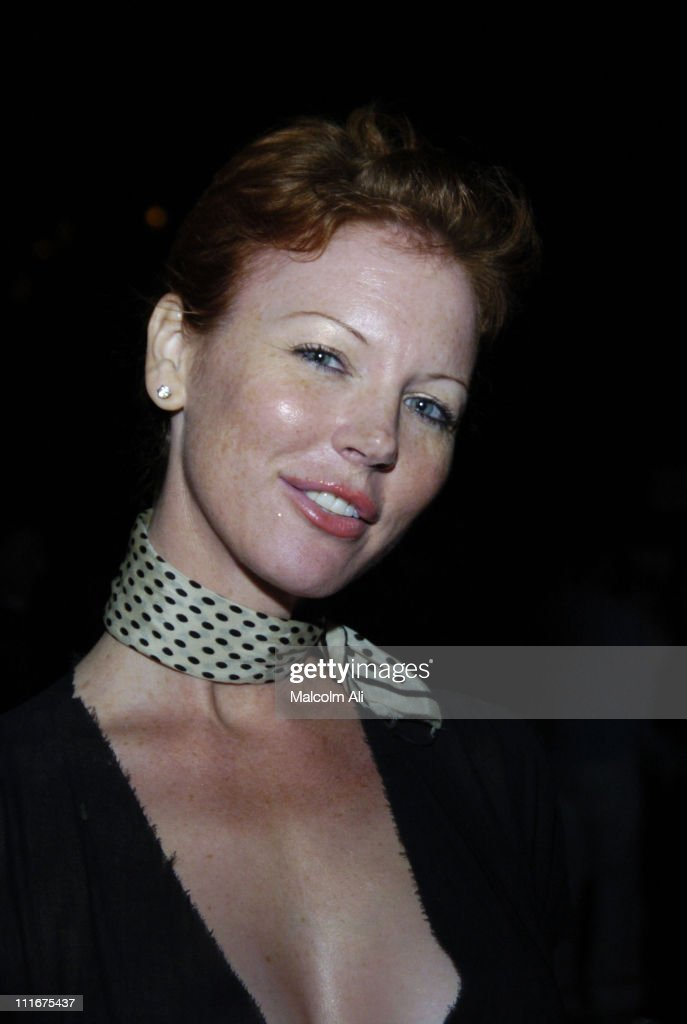 Cynthia Basinet during Fris Vodka Event to unveil Art by Federico Castelluccio at Skybar at the Mondrian Hotel in Hollywood, California, United States.